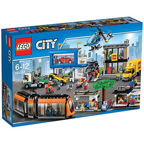 Lego City Town Square 60097 £87.99 @ John lewis