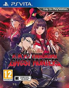 Tokyo Twilight Ghost Hunters (PS Vita) £11.95 (Prime) £13.94 (Non-prime) Delivered @ Sold by Video Game Store UK and Fulfilled by Amazon