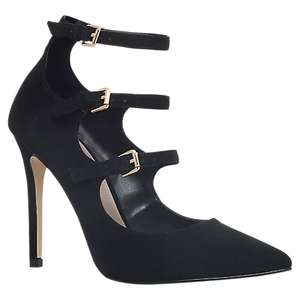Up to 50% off selected Womenswear - Carvela Lynx Triple Strap Court Shoes Now £29 @ John Lewis +£2 C+C for orders under £30 (links in OP)