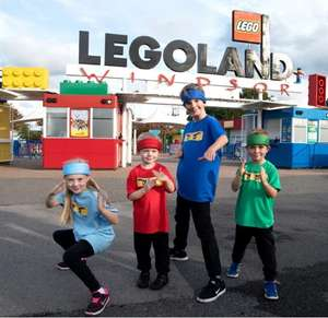 Potential Free adult & child entry to LegoLand windsor - Ninjago promotion