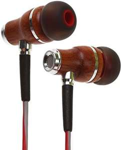 Symphonized NRG 3.0 Earphones | Wood In-ear Noise-isolating Headphones £6.30 @ Amazon Sold by SeventhContinent and Fulfilled by Amazon