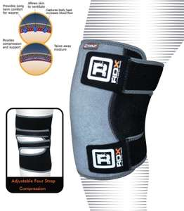 RDX NEOPRENE KNEE BRACE PROTECTOR £6.99 delivered from £17.49 @ RDX