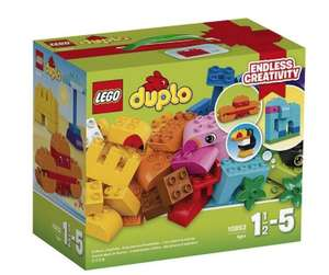 LEGO Duplo Creative Buildbox [10853] £13 (Free C&C) @ Tesco