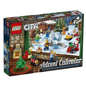 LEGO 60155 City Advent Calendar 2017  £14.59 prime / £18.58 non prime @ Amazon