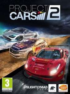 Project Cars 2 PC Steam £30.99 (£29.44 with FB code) @ CDKeys