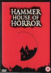 Hammer House Of Horror DVD £9.49 @ Zavvi