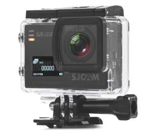 Original SJCAM SJ6 LEGEND 4K WiFi Action Camera (16MP Sensor, Gyro Stabilisation, Dual Screen including Touch Screen, included waterproof housing) Was £114 now £81.58 Delivered with code @ Gearbest