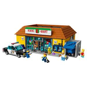 LEGO The Simpsons 71016 Kwik-E-Mart £149.98 @ John Lewis