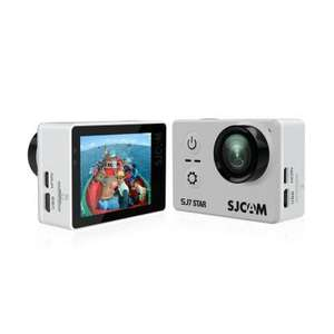 . Only SILVER in this price . SJCAM SJ7 STAR WiFi Action Camera 4K £116.44 @ Gearbest