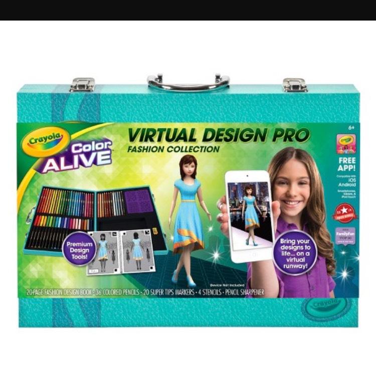 Colour alive virtual design pro £9.99 @ Home Bargains