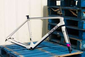 Genesis Vapour Carbon Cyclocross Frameset. Was £1599.99. £799.99 @ Swinnerton Cycles