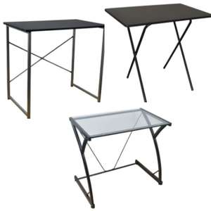 Desks from £13.25 + £2.99 P&P (Free del over £50) @ Rinkit
