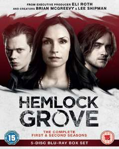 Hemlock Grove: Seasons 1-2 BLU-RAY £7.99 with free P & P @ taketimeoutentertainment