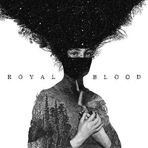 Royal Blood Album LP (Vinyl) £7.64 (Prime) £9.63 (Non Prime) @ Amazon