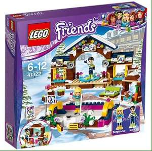 Lego 41322 Snow Resort Ice Rink £14.59 on Amazon. Free delivery with Prime.