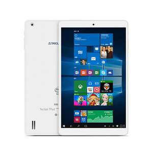Teclast X80 Pro 32GB Intel Z8350 Quad Core 8 Inch Dual Boot Tablet PC £53.36  BangGood