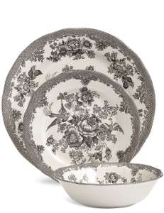 Rosalie 12 piece boxed dinner set was £79 reduced to £20 @ M&S online & free C&C