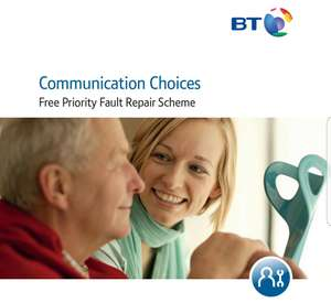 BT Priority Fault Repair Scheme - ASAP repair for BT line faults, including Christmas Day