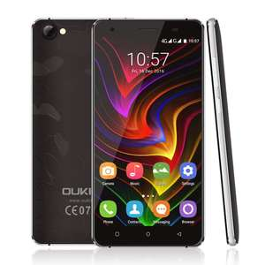 OUKITEL C5 Pro [only BLACK] £52.51 @ Gearbest [UK Warehouse]
