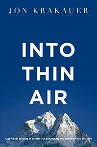 Into Thin Air - Kindle Book - £1.09 @ Amazon
