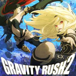 Gravity Rush 2 PS4 only £15.99 @ PSN
