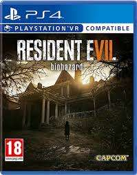 Resident Evil 7 PS4/XB1 £15 - Tesco Direct
