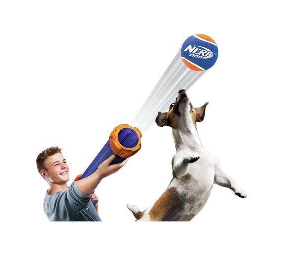 Nerf Dog Tennis Ball Blaster now £12.99 @ Argos