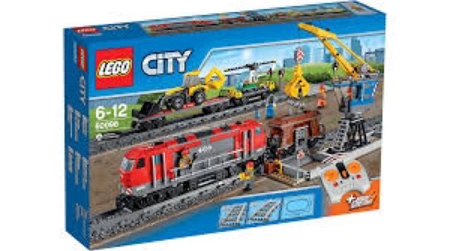 LEGO 60098 City Heavy-Haul Train £115.99  smyths toys