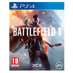 Battlefield 1 (PS4/Xbox One) £14.99 Delivered (Preowned) @ GAME