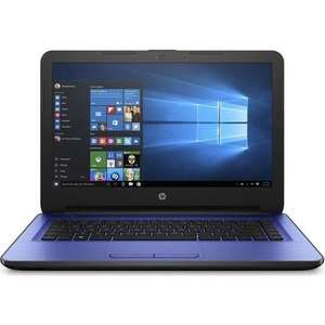 "Refurbished HP 14"" Laptop 4GB 1TB Radeon R2 Graphics £219.97 - laptopsdirect"