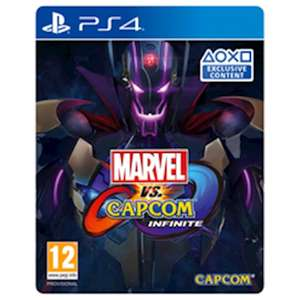 Marvel Vs Capcom Infinite Deluxe Edition (PS4/XB1) (Includes Season Pass) £49.99 @ Grainger Games