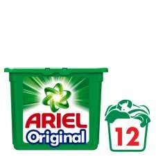 Ariel washing pods free with code @ Tesco (Purchase/P&P required)