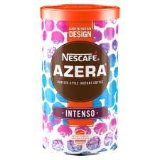 Nescafe Azera 100g half price on all versions £2.74 @ Tesco online and instore