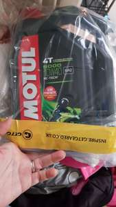 Motul Semi-Synthetic 5000 10W40 4T Oil £8.99 / £12.94 delivered @ Getgeared