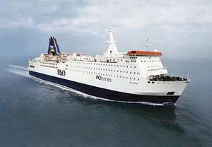Dover to Calais Day trip including 6 FREE bottles of wine from £29 (Car and 2 Adults) with code @ P&O Ferries