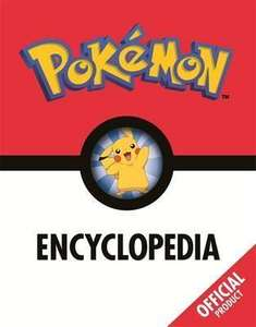 The Official Pokemon Encyclopedia (Hardback: 272 pages) £4.99 delivered @ The Book Depository