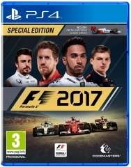 F1 2017 Special Edition £34.99 Deal of the Week - Playstation Store