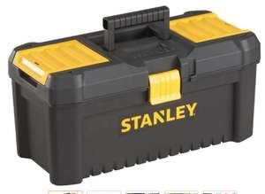 "Stanley 12.5"" Toolbox £4.25 with code @ Halfords"