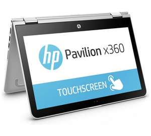 HP Pavilion x360 13.3 Inch Intel i3 8GB 128GB SSD (2 in 1) £449.99 @ Argos