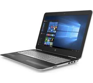 "HP Pavilion 15-bc250na 15.6"" Gaming Laptop - Silver £748.97 @ Currys"