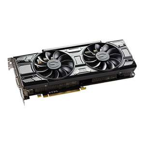 EVGA GeForce GTX 1070 SC GAMING ACX 3.0 Black Edition £371.97 (£341.97 with Amazon Fresh Trial)