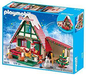 Playmobil 5976, Santas Home - £29.99 @ Amazon (sold by Jac in a Box)