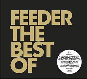 Best of Feeder Deluxe Feeder (3 CD) for £10 at Amazon (Prime) or £11.25 without Prime