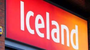 ICELAND STACKING CODES - Saving £19 (min) on £40 spend inc delivery