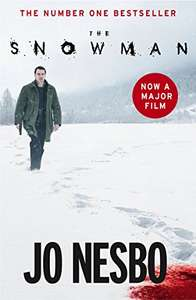 Jo Nesbo - The Snowman E-Book (Kindle Edition) 49p @ Amazon (Deal of the Day)