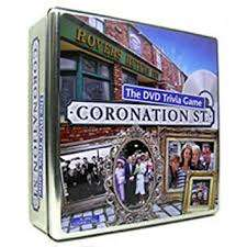 The DVD Trivia Game Coronation Street for £2 in Poundworld