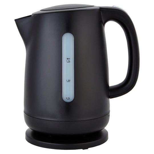 Tesco 1.5L Rapid Boil Black Kettle only £5.50