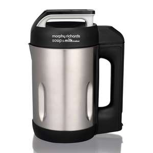 Morphy Richards Soup & Milk Maker 501000 £29.89 at Costco