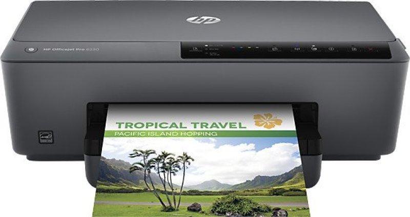 HP Officejet Pro 6230 A4 Wireless Colour Inkjet Printer, £38.96 Delivered (+ £10 Cashback) from ebuyer