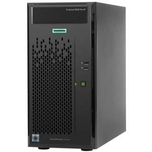HPE ProLiant ML10 Gen9 Tower Server £124.28 INC CASHBACK @ ServersPlus